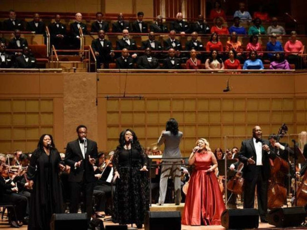 Gospel Goes Classical Concert