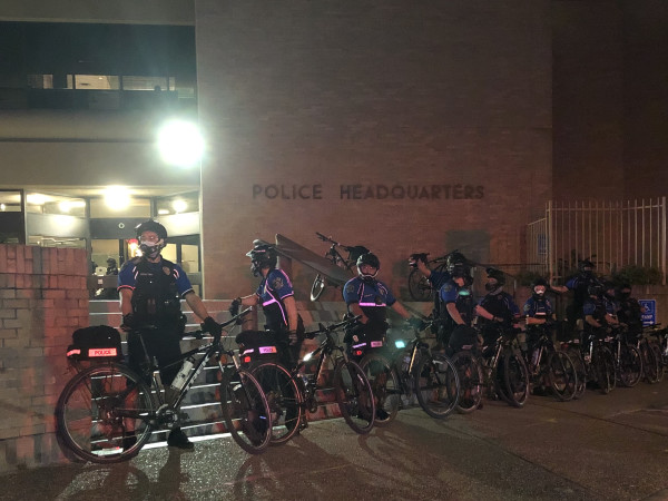 Austin police headquarters