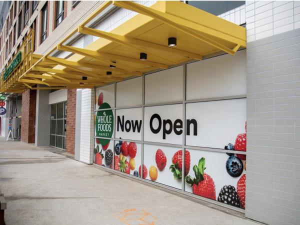 Whole Foods Market exterior Plaza Saltillo East Austin