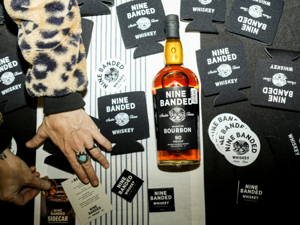 Nine Banded Whiskey merch