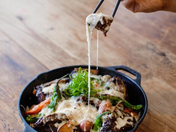 Jjim Korean Braised BBQ Barbecue