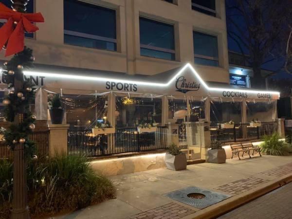 Christies Sports Bar in Dallas
