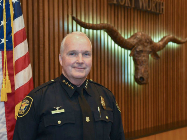 Fort Worth police Ed Kraus