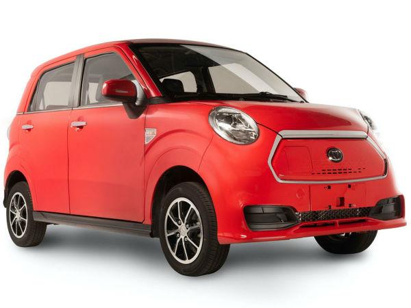 Kandi electric car EV