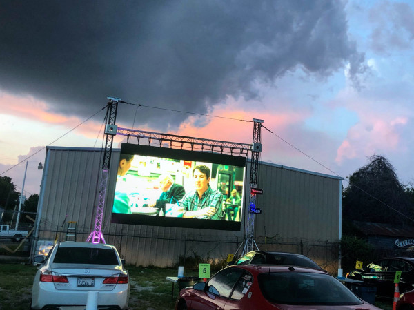 The Best Little Drive-In in HTX