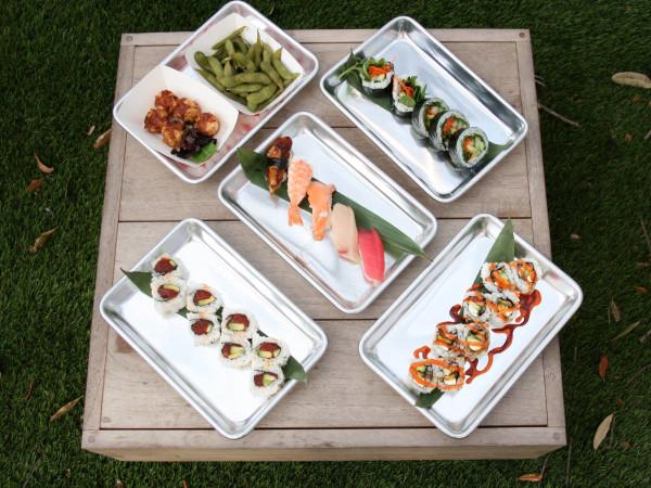 Ni-Kome sushi