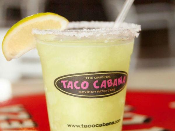 Taco Cabana margarita