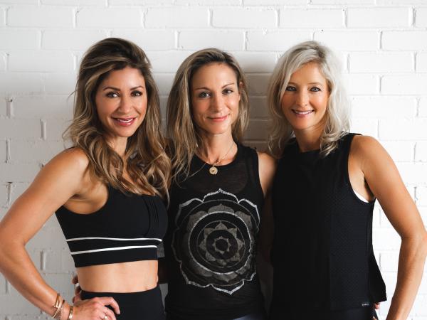 Ritual One's Kalene McGraner, Gina Dunn, Nicole Preston