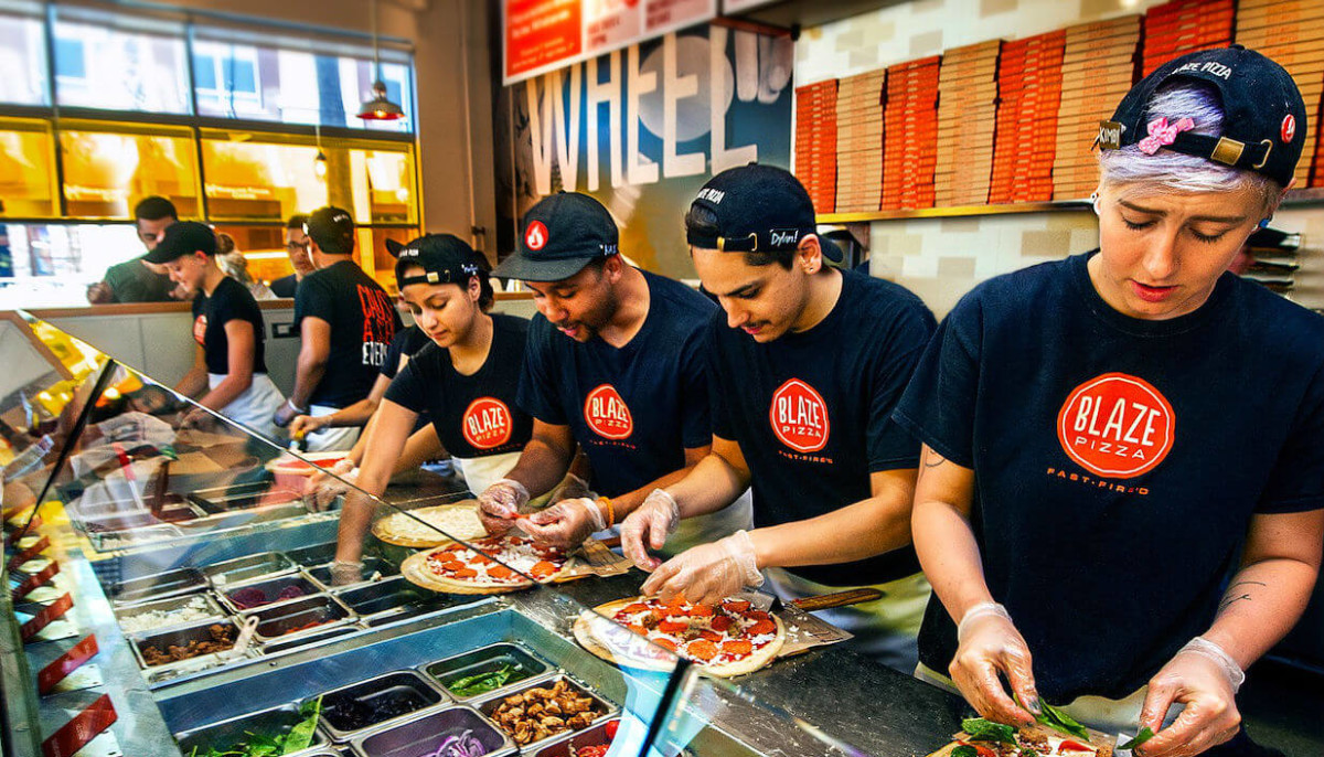 LeBron James restaurant offers free build-your-own pizza to social media savvy diners