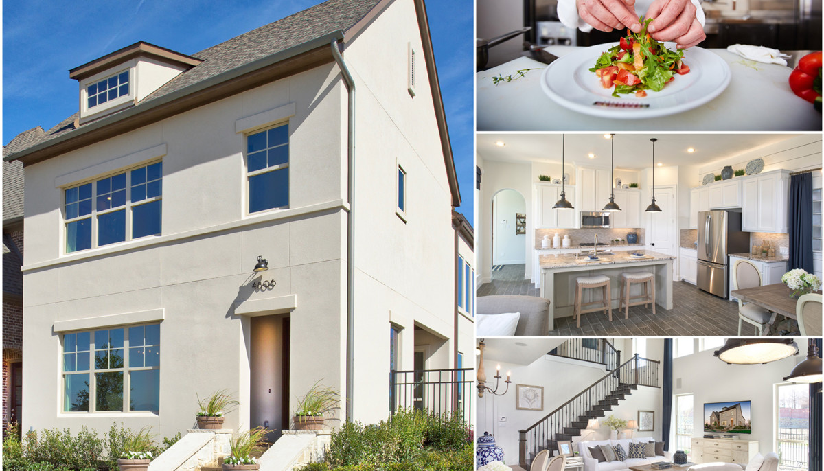 Darling Homes Presents The Grand Opening Of Vue Las Colinas Event
