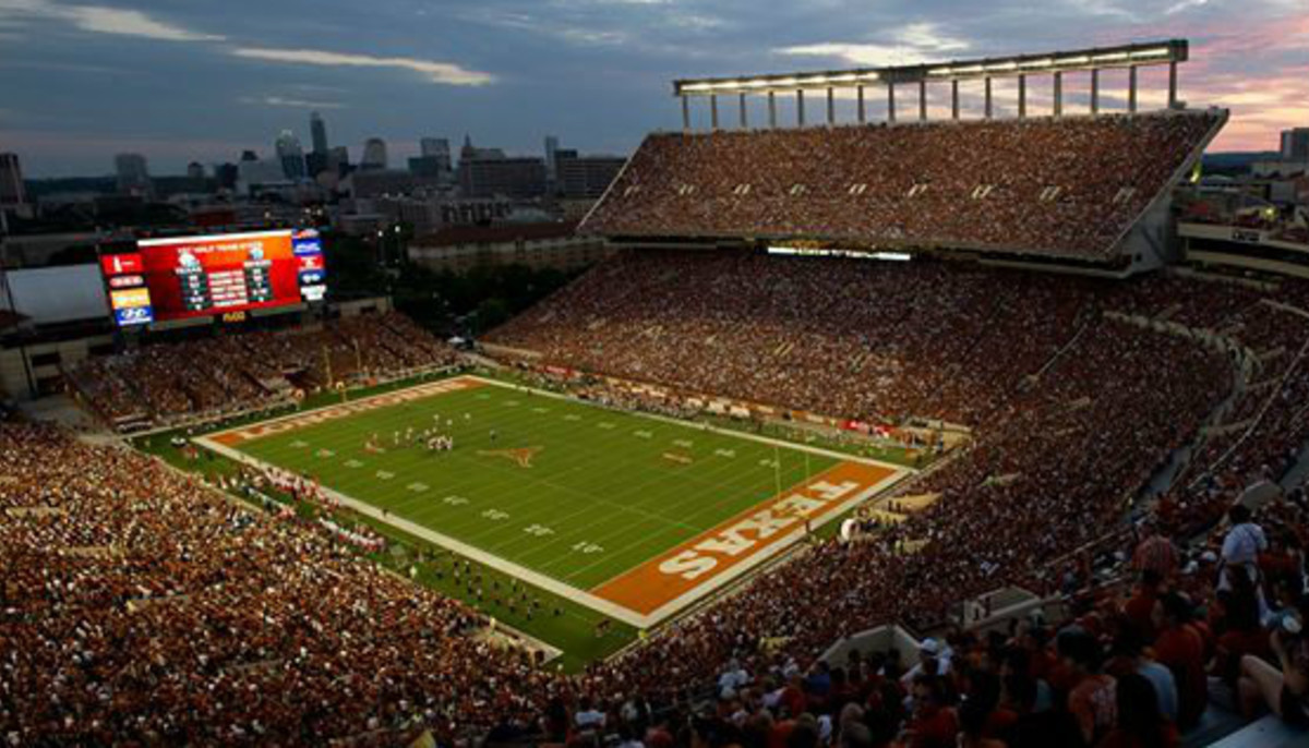 Texas Longhorns unveil 2020 schedule against Big 12 rivals and more