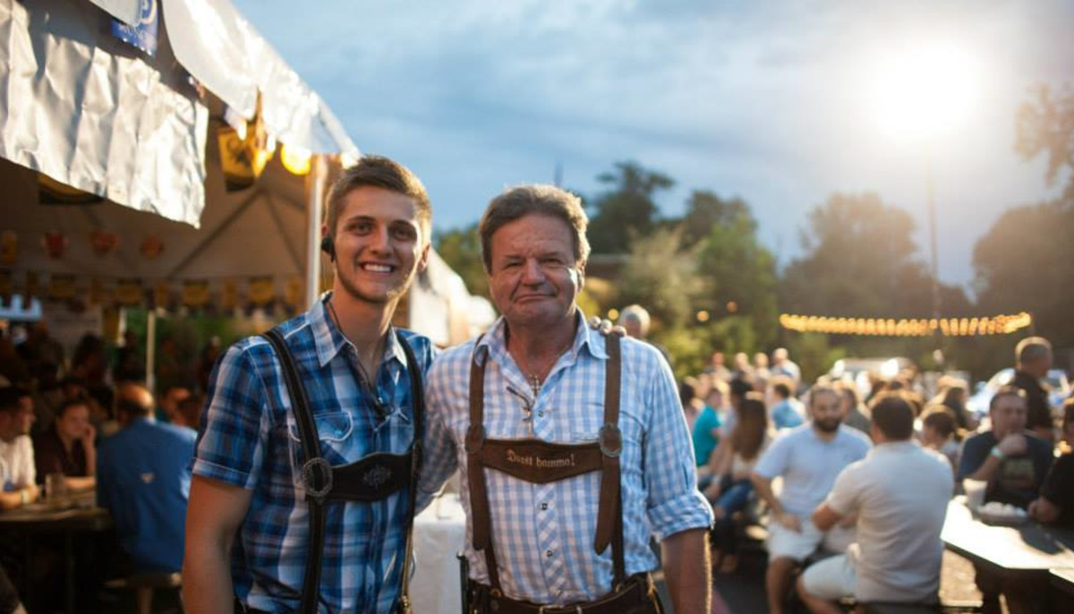 King's Biergarten BierHaus Hans Sitter Philipp Sitter