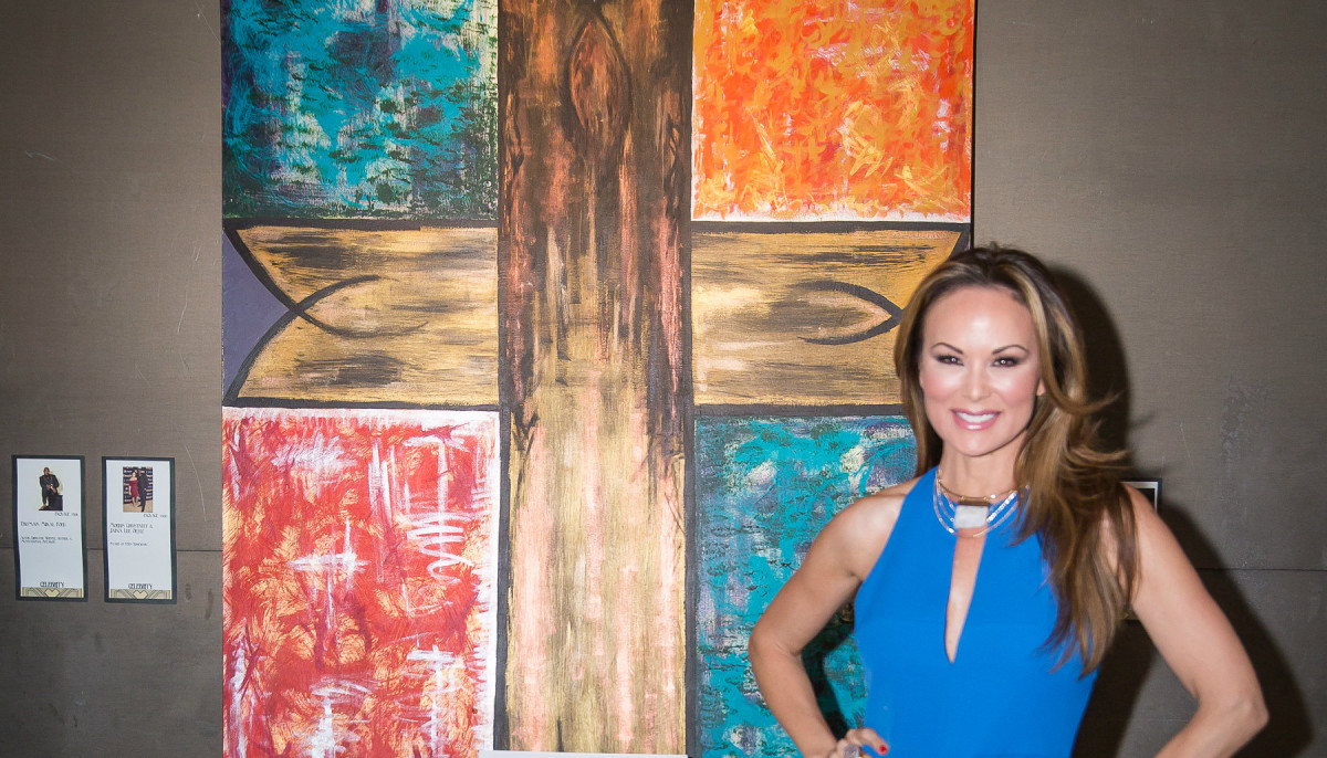 Real Housewives Up Celebrity Quotient At Heartfelt Dallas