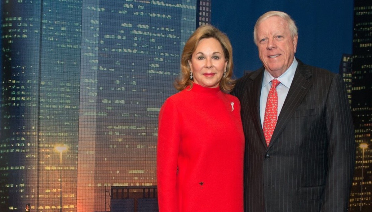 These Houston billionaires cash in on Forbes' richest Americans list