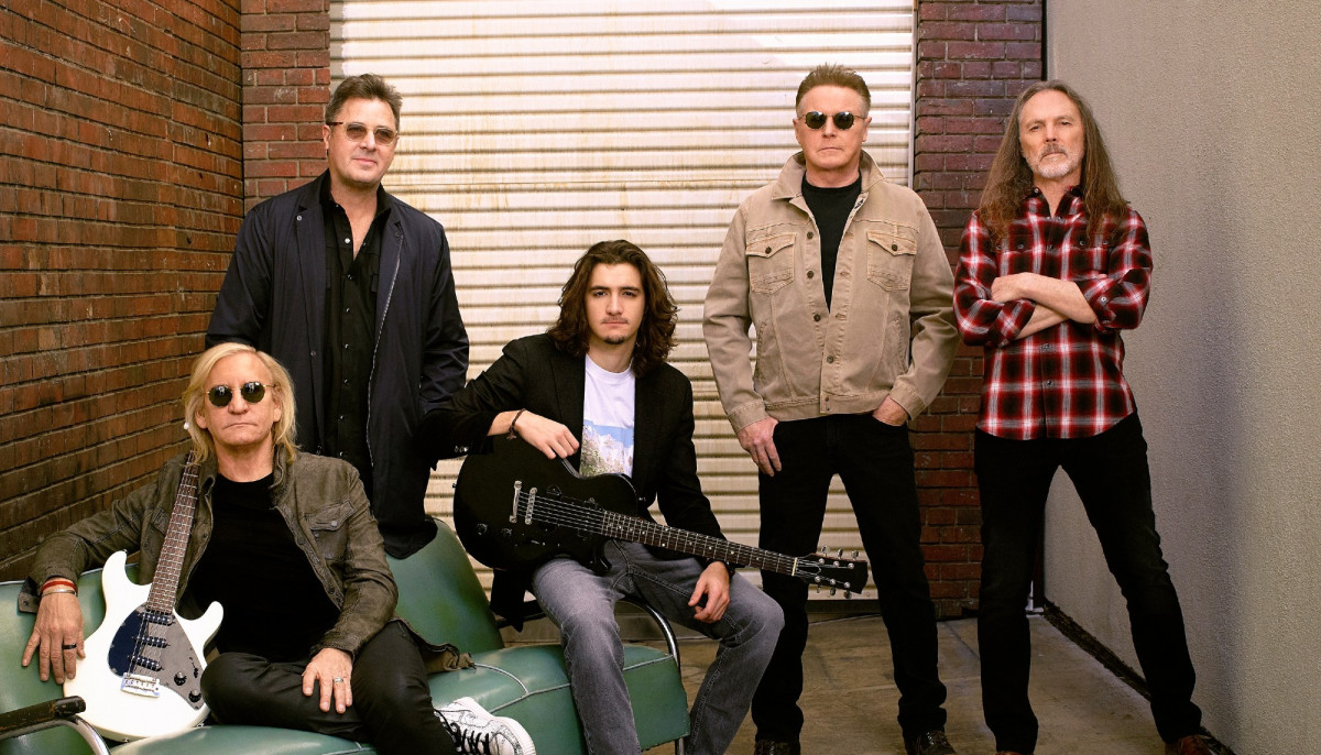 Eagles will live it up at Hotel California with tour coming to Houston
