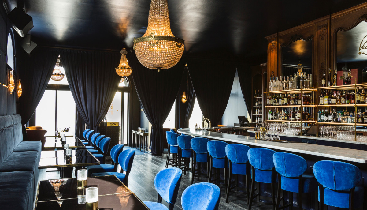 Fancy French-themed bar suddenly shutters in Montrose