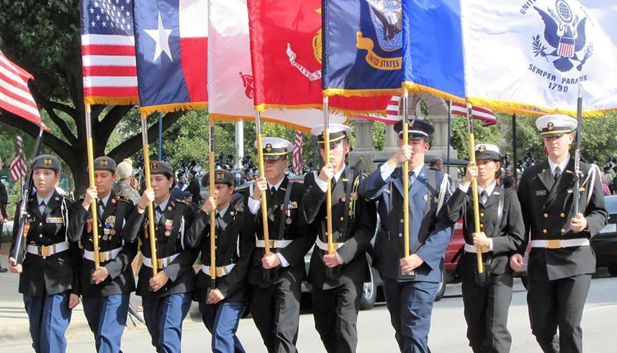 Tarrant Co. Veterans Day Parade