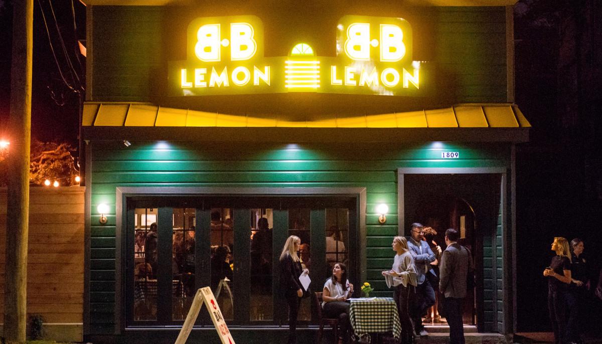 BB Lemon exterior