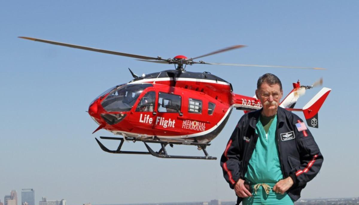 New book reveals hidden life of legendary Houston trauma surgeon