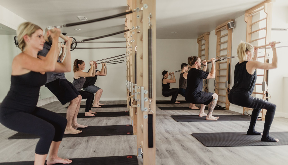 New Knox-Henderson Pilates studio gives an old practice a modern twist