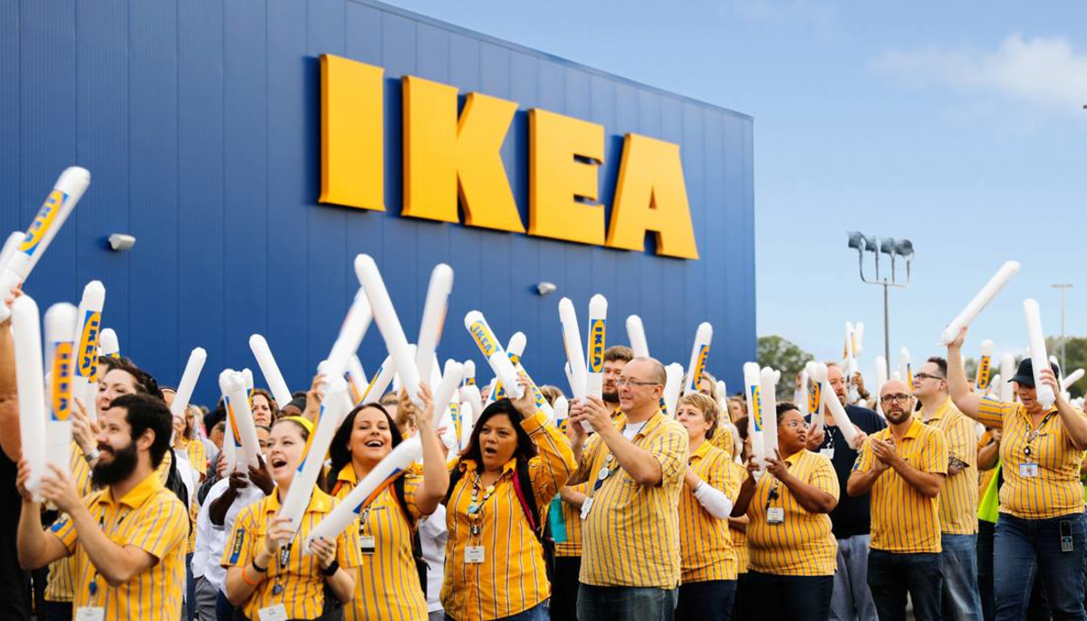 Ikea Assembles Big Giveaways For Opening Of First San Antonio Store