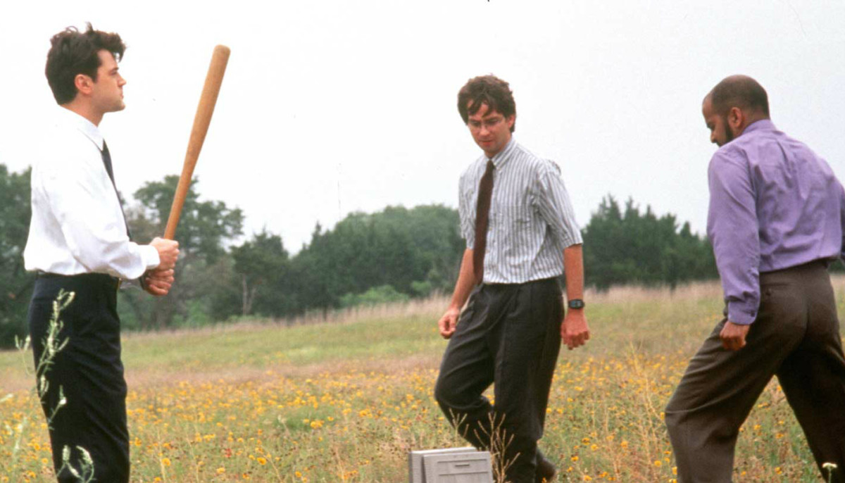 Office Space movie