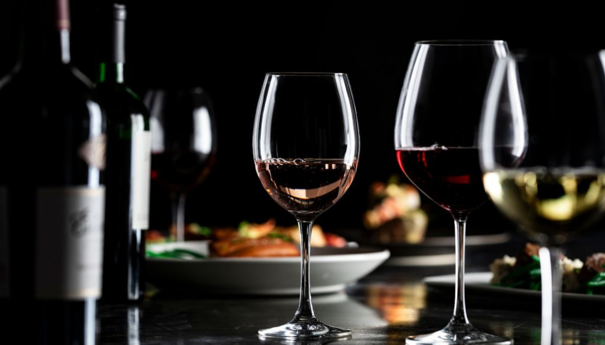 Women in Wine Dinner at Del Frisco's