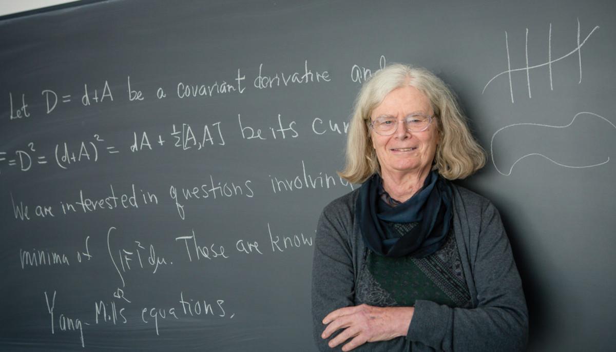 UT Austin professor becomes first woman to win prestigious math award