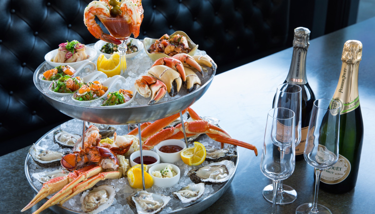 Heights Area Seafood Stunner Sets Sail With Shellfish Towers And Gin    CultureMap Houston