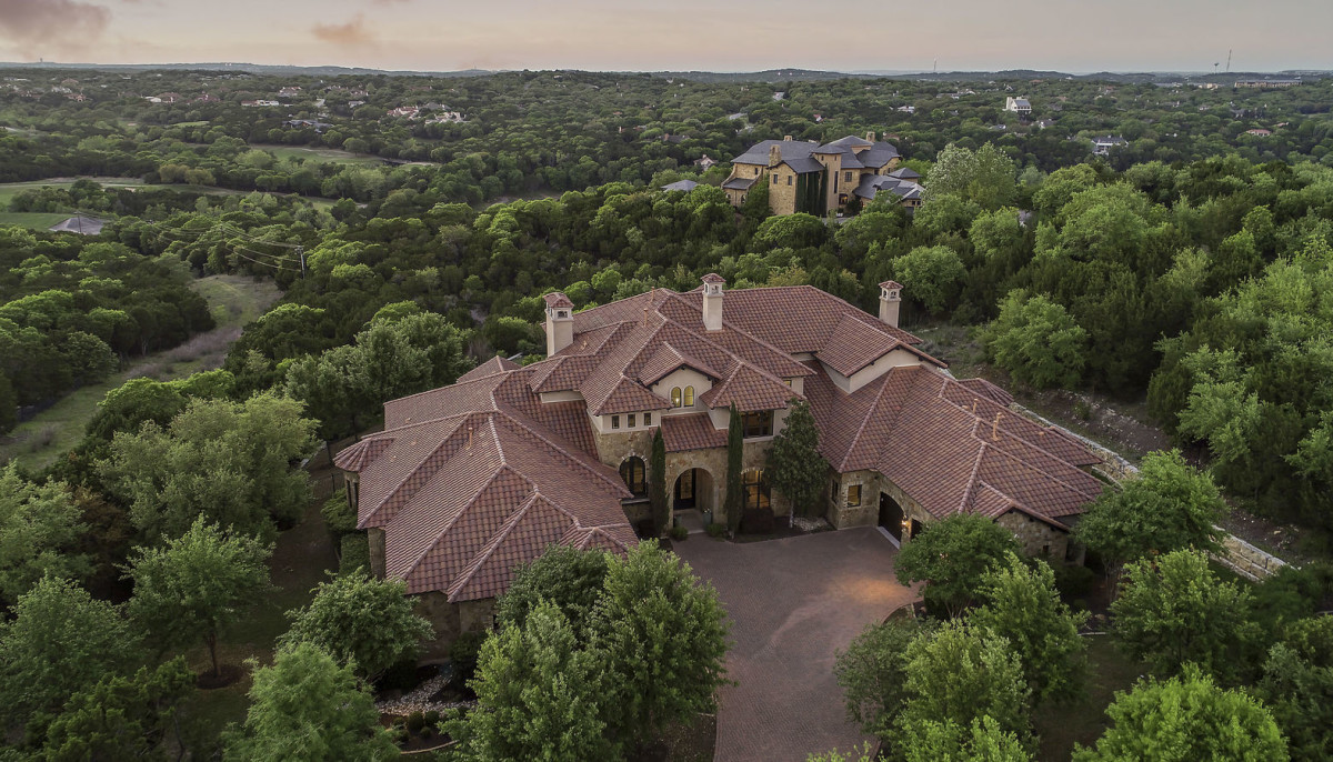 Spectacular West Austin estate could be your own Hill Country resort