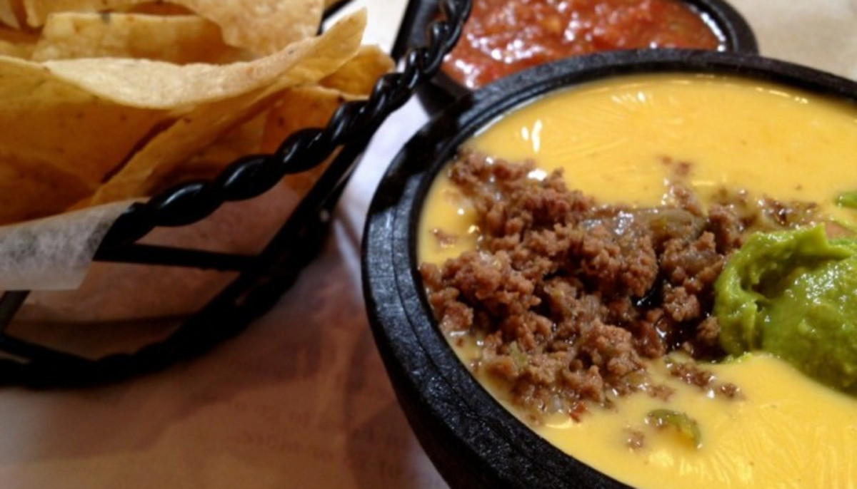 Matt's El Rancho bob armstrong queso