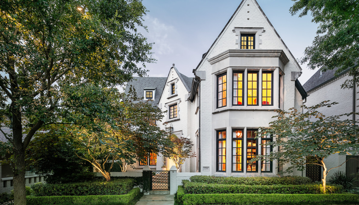 Peek at this privately listed Old Highland Park home for sale