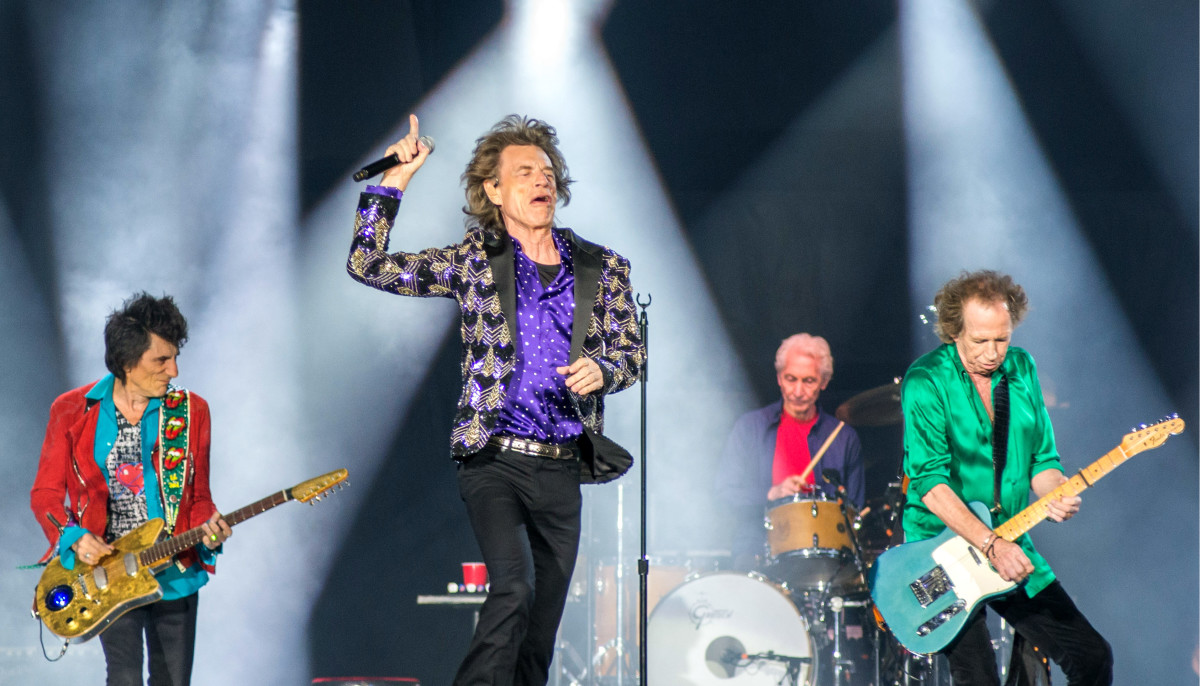 The Rolling Stones rock NRG with scorching, satisfaction-filled show