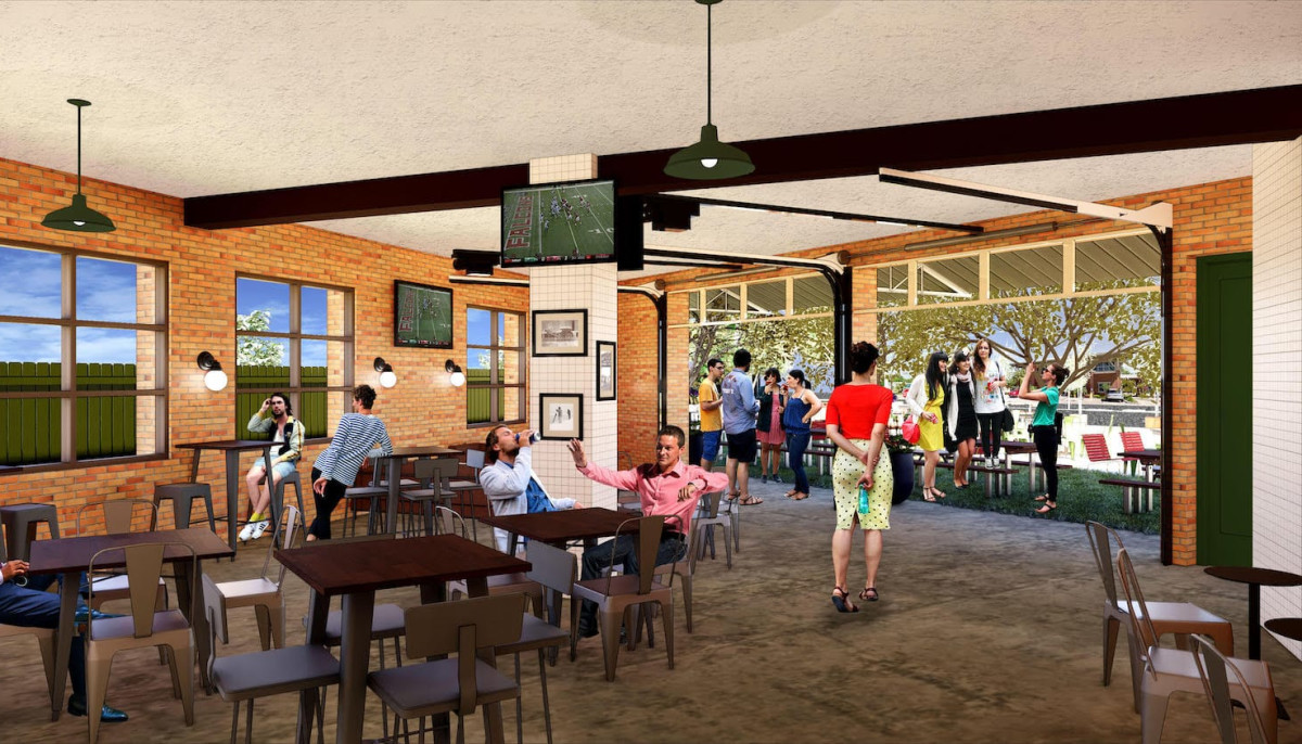 Dog park horror stories and a massive new patio bar lead top stories