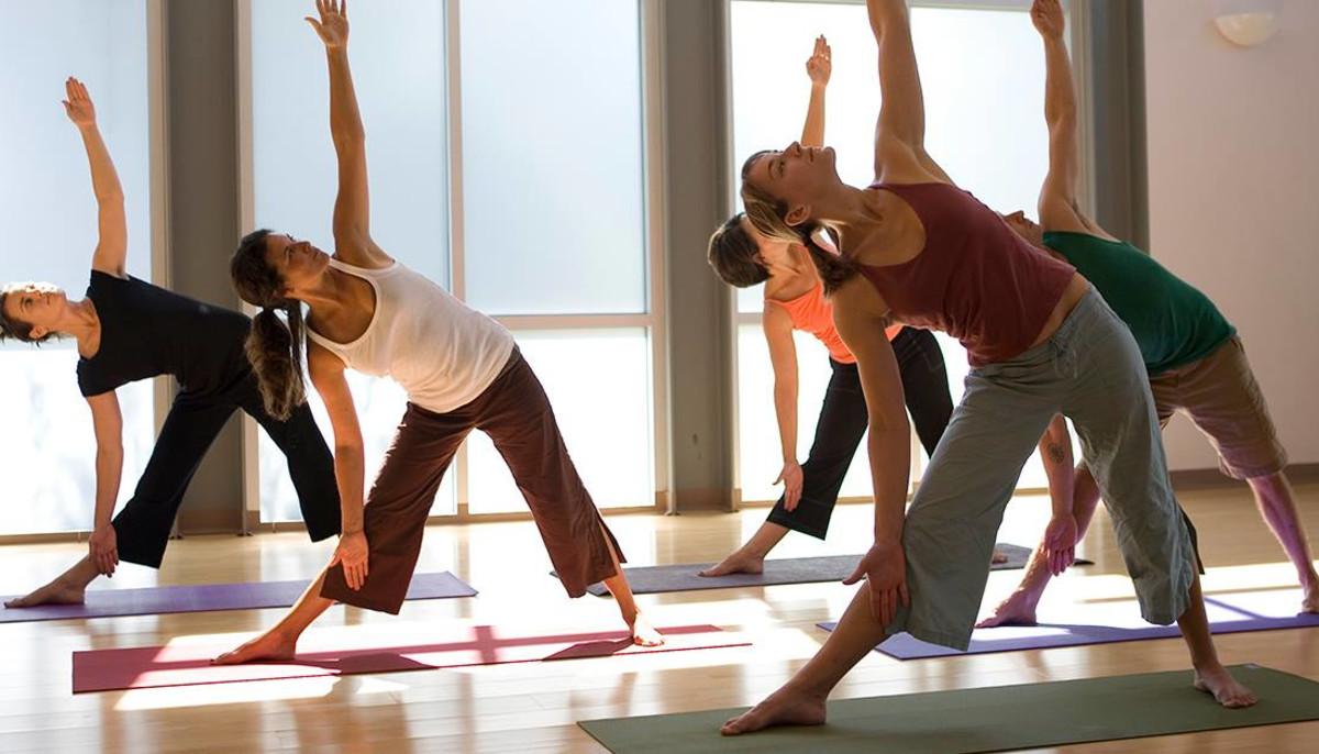 Yoga Yoga poses Austin
