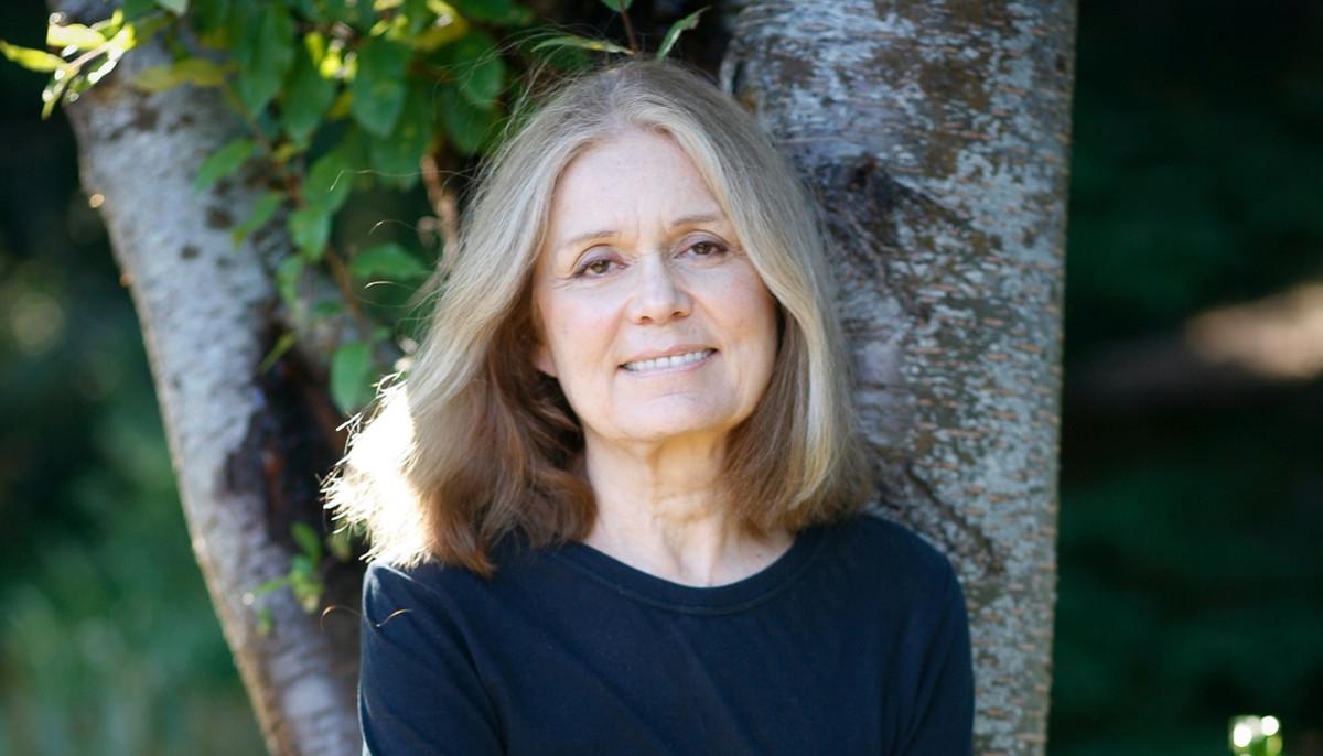 Celebrated author and feminist Gloria Steinem books Houston event date