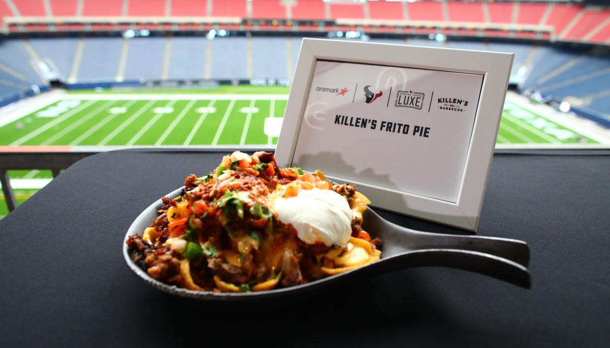 Houston Texans score big with savory new stadium menu offerings