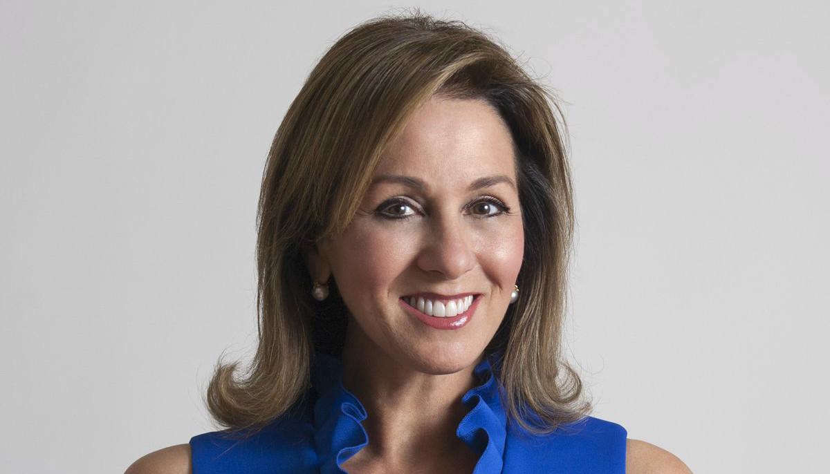 Hoffman tunes in with Houston's veteran national TV news correspondent