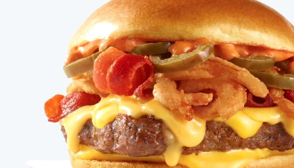 Wendy's takes a break from Twitter to unveil new Bacon Jalapeño burger