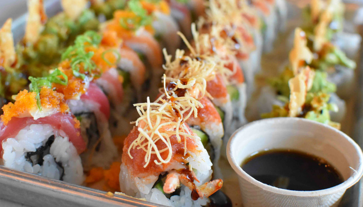Plano's Legacy Hall welcomes cool new sushi restaurant to the mix