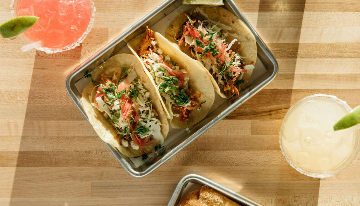 Upscale restaurant in Dallas' Bishop Arts takes on tacos and burgers