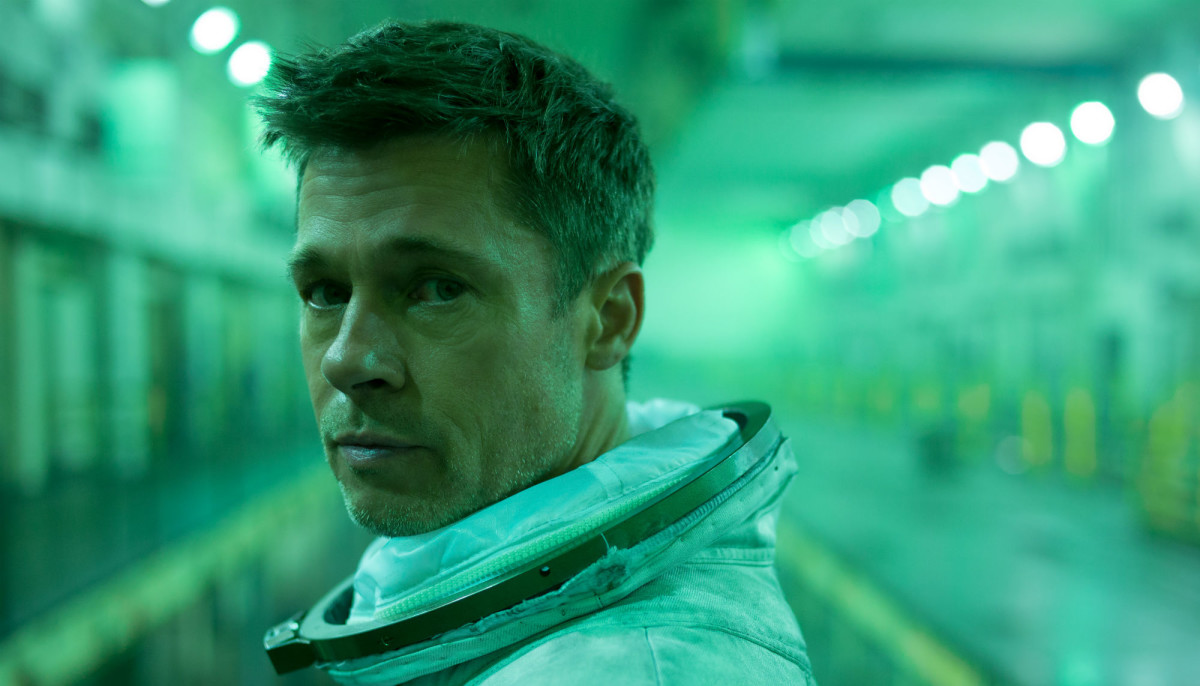 Brad Pitt soars to the moon and beyond in extraordinary Ad Astra