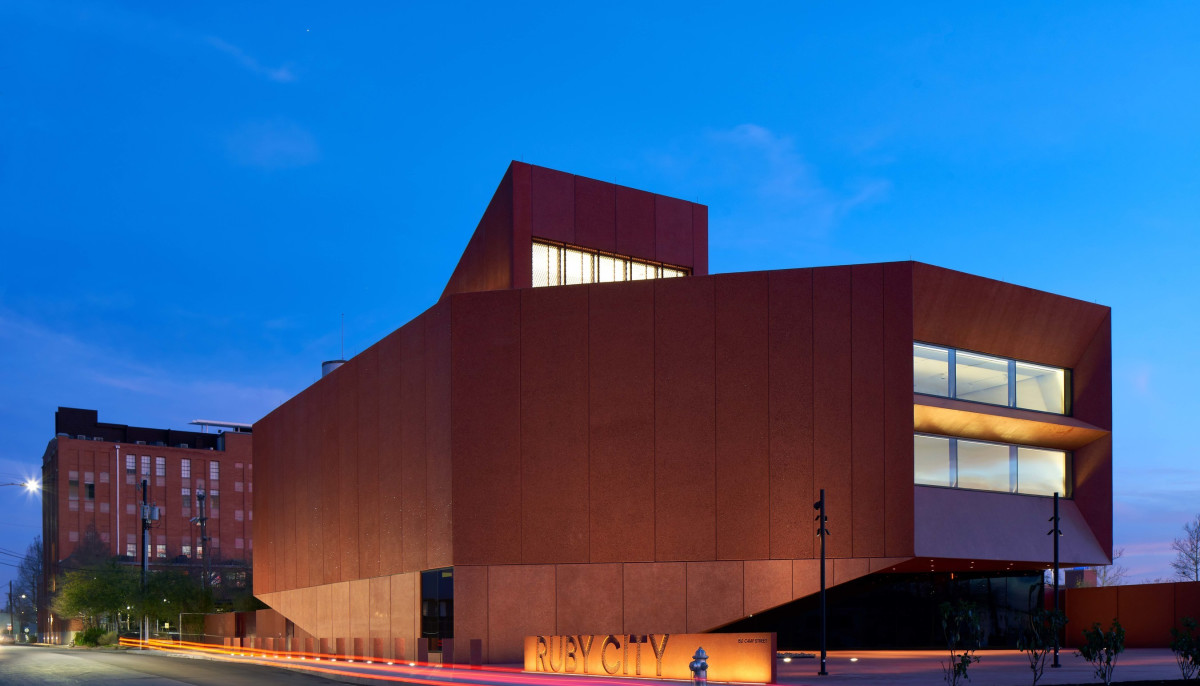 This brilliant new landmark opens its doors to Texas and rest of world