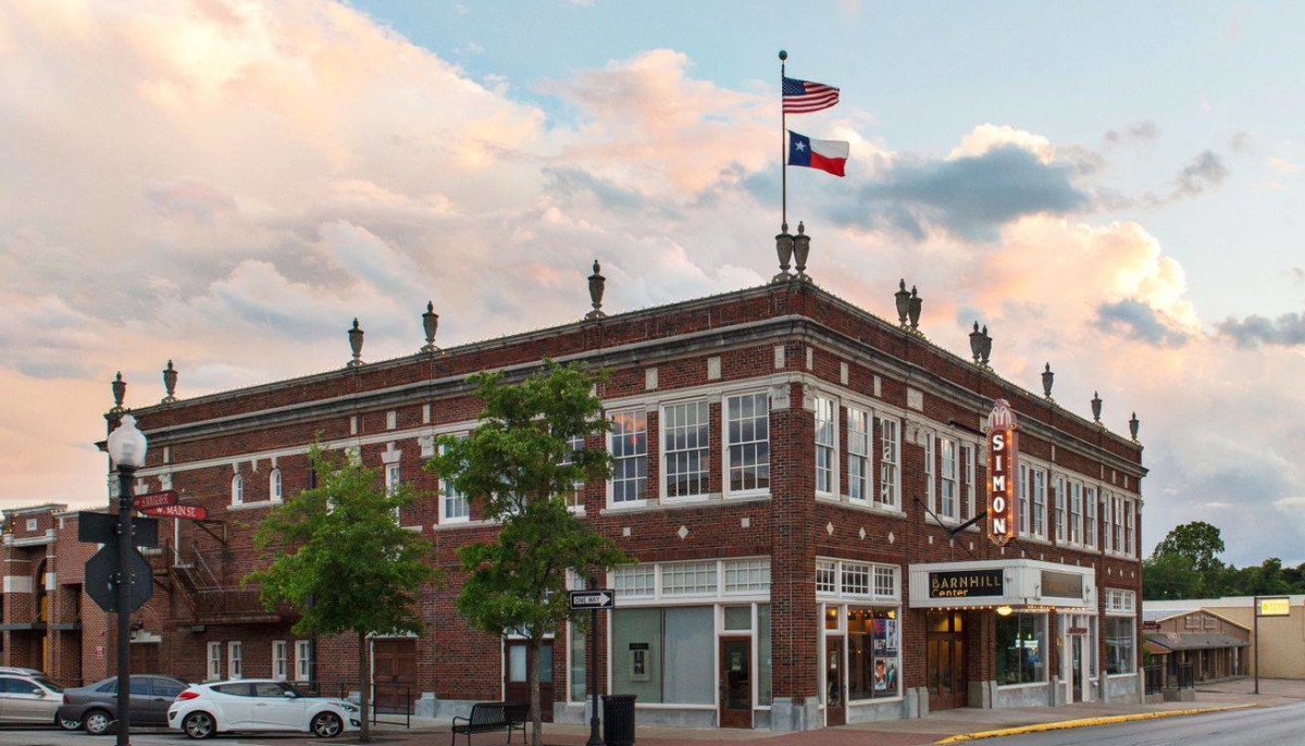 Charming Texas town provides fall getaway just 90 minutes from Houston