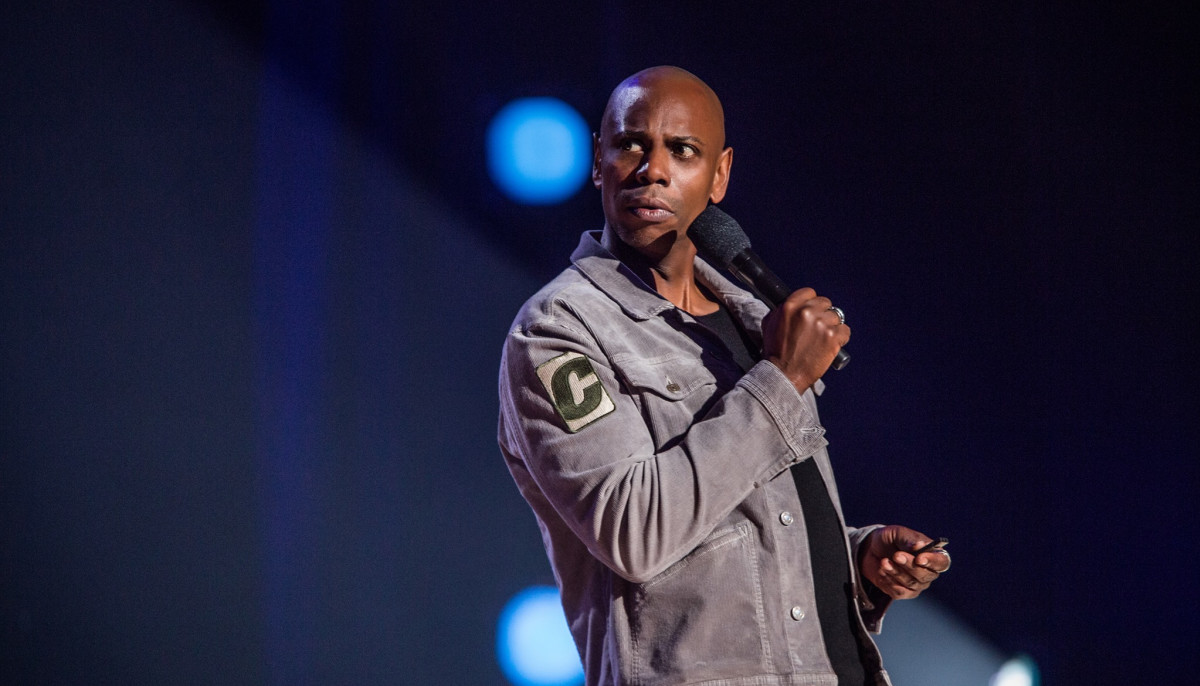 Dave Chapelle pops up in Houston for surprise show at House of Blues