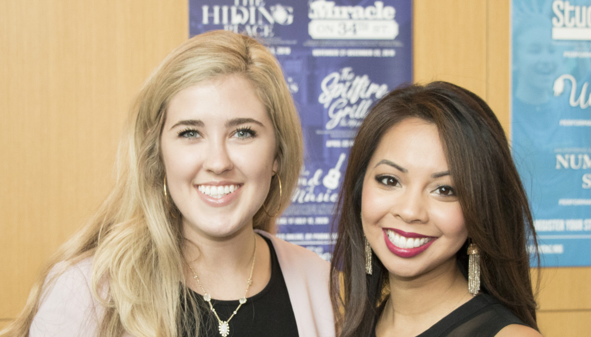 Houstonians honor human trafficking survivors with powerful production