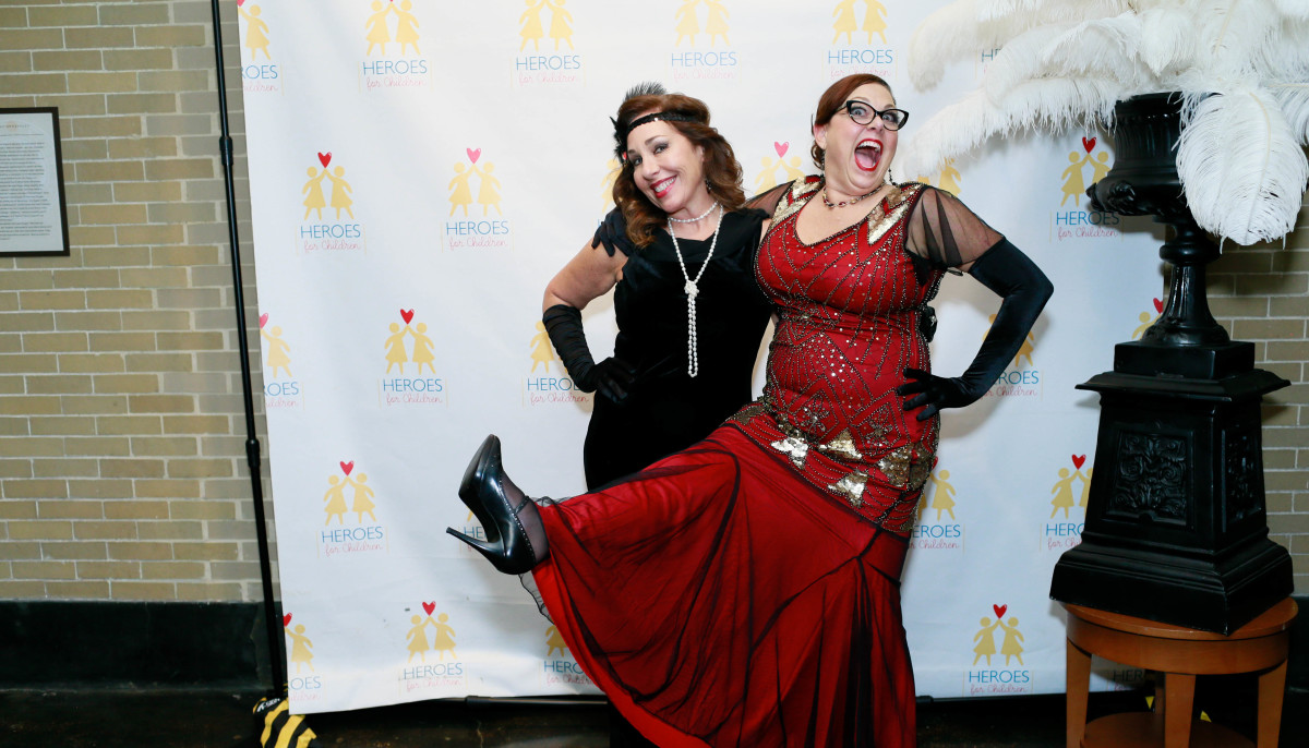 Dallasites don their dapper best for Great Gatsby gala benefit