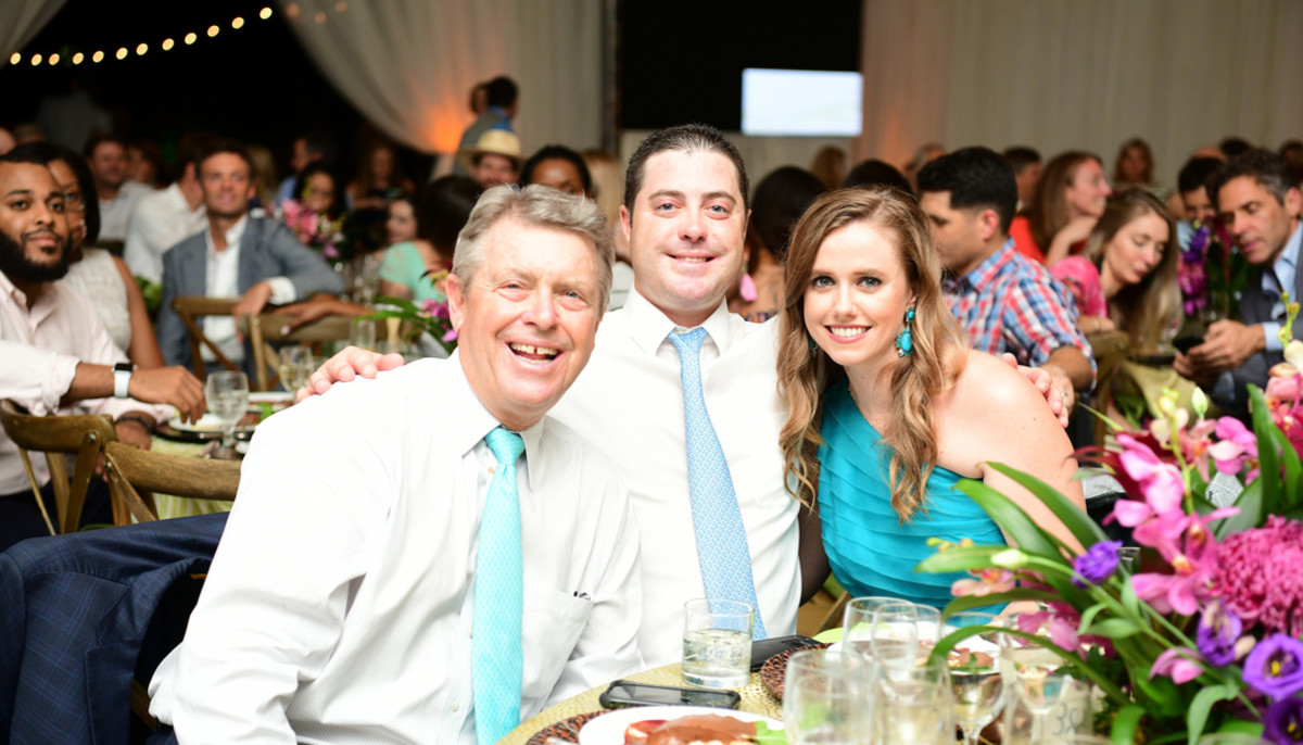 Houstonians go wild for a good cause at zoo's annual conservation gala