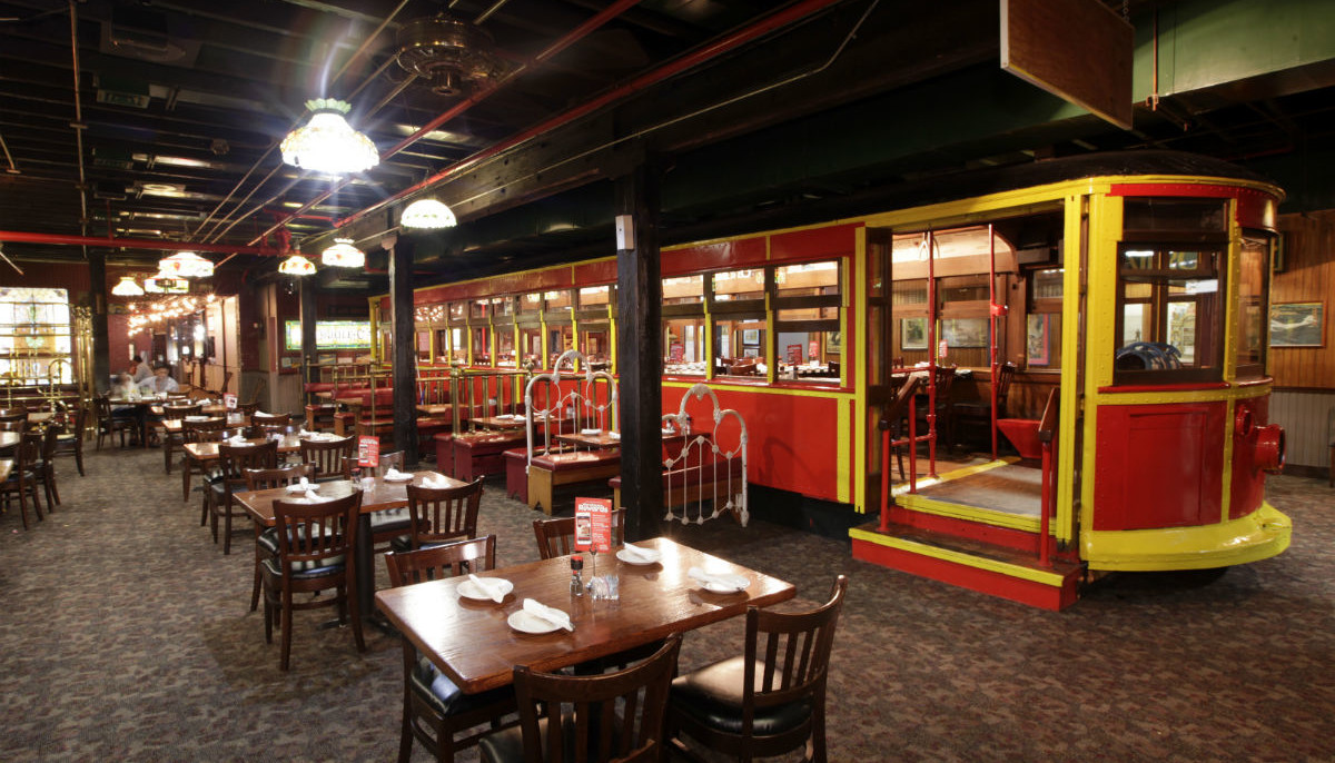 Get a piece of Spaghetti Warehouse in Dallas' West End at mega-auction