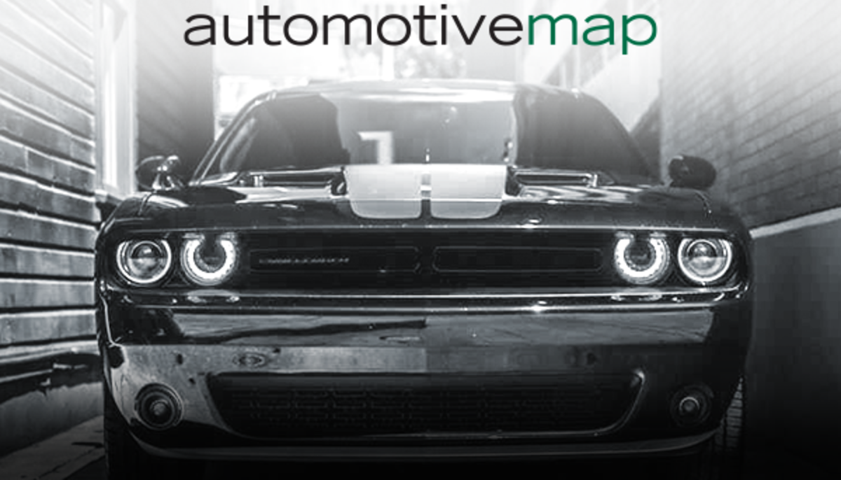 AutomotiveMap graphic